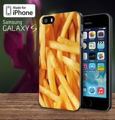 french fries For Samsung Galaxy S3 / S4 and by SalshaWinxs ✿