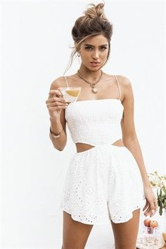 Shop new | SABO SKIRT Fresh Outfits, Sabo Skirt, Cute Rompers, Playsuits, Long Sleeve Sweater, Passion For Fashion, Clothes For Women, Women's Clothes, Houston Rodeo