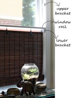 My budget privacy window shade solution   July 16, 2013   http://www.designmanifest.com/tag/cottage-dining-room/