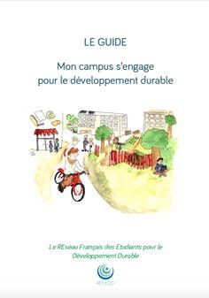 Guide Campus engage développement durable