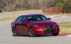 2014 Lexus IS Second Drive (W/Video) - WOT on Motor Trend