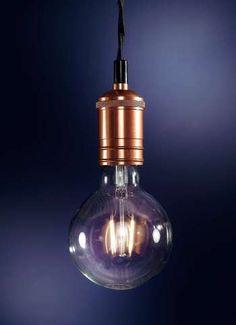 LED-Glühbirne warmweiß 14.2x9.5 cm (H/Ø)