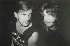Two true metal legends!!!