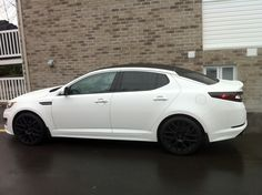 Kia Optima. Love mine :) Me too this is my second one I just love it, Great Car for the money...