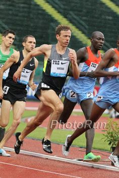Alan Webb at the Prefontaine Classic