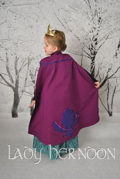 My Fairy Tale Elsa's Coronation Dress from Disney's by LadyHerndon