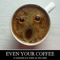 a coffee funny!