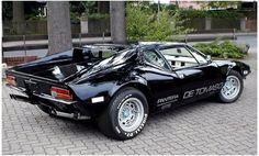 1973 detomaso pantera gts