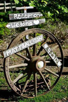 http://www.himisspuff.com/rustic-wedding-signs-ideas/12/