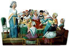 Carmagnole-Liberté : les Femmes sous la Révolution Française