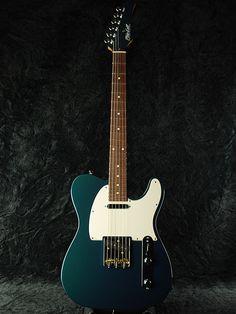 Mike Lull TX Guitar -Teal Green Metallic- 【2.96kg】【Jギター楽器詳細 Mike Lull】
