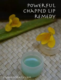 aloe vera lip balm for chapped lips This is a homemade aloe vera lipstick recipe that uses beneficial oil and fresh aloe vera to heal chapped lips. Homemade Lipstick, Homemade Lip Balm, Diy Lip Balm, Homemade Cosmetics, Homemade Facials, Homemade Gifts, Aloe Vera Lip Balm, Aloe Lips, Chapped Lips Remedy