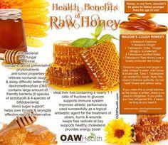 Raw Honey Benefits Honey Benefits, Health Benefits, Herbal Remedies, Health Remedies, Natural Remedies, Cough Remedies, Allergy Remedies, Healthy Tips, Healthy Recipes