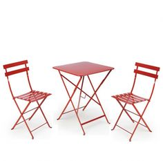 Small Space Outdoors: 10 Bistro Sets