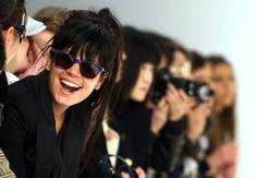 Lily Allen Photos Photos - Lily Allen watches the PPQ LFW Autum/Winter 2008 show on February 11, 2008 in London, England. - PPQ - London Autumn/Winter 2008/09