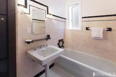 1928 Art Deco Bathroom