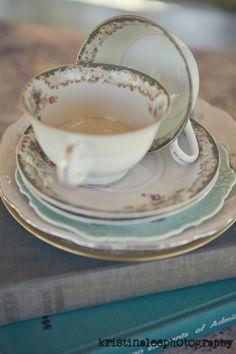 tea cup saucer