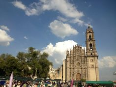 Centro Historico, Tepotzotlan, pueblo magico