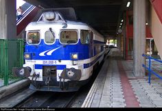 RailPictures.Net Photo: 354-008 Renfe 354 at Madrid, Spain by Jaime Marti Barroso
