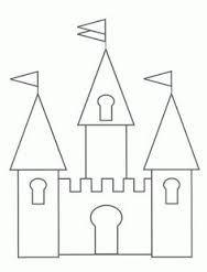 Resultado De Imagem Para Castelo De Eva Moldes Quiet Book Quiet