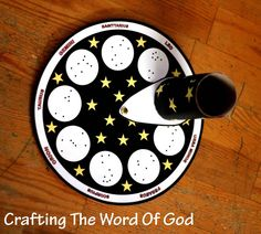 Abraham and Sarah Constellation Tube - guest post on #Jesuswithoutlanguage