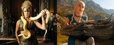 E internet vai à loucura com a Khaleesi brasileira!