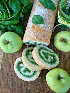 Słodko i Pieprznie: Rolada jablkowa