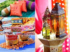 Indian inspired room. Totally decorating the guest bedroom using this theme.