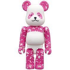 Babbi Sakura Panda BE@RBRICK
