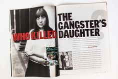 """Who Killed the Gangster's Daughter? Interesting murder mystery involving Robert Durst, whose life is profiled in an upcoming HBO production """"The Jinx """" -- Vulture"""