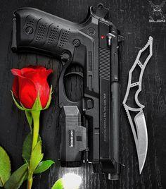 #beretta #beretta92fs #92fs #9mm Find our speedloader now! http://www.amazon.com/shops/raeind