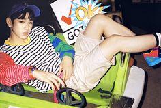 GOT7's Just Right 3rd Mini Album Photo Shoot