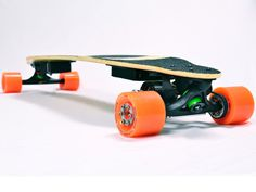 Boosted Boards - The Worlds Lightest Electric Vehicle by Boosted Boards, via Kickstarter.