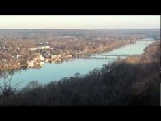 Very interesting perspective on Lambertville NJ and New Hope PA - Video by OntheDelaware on Youtube - Includes bagpipe music, rowers, crew
