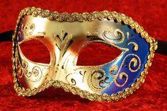 Masquerade Masks for Men and Women - Colo Swirl