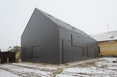 House  B - A project by Studio AUTORI