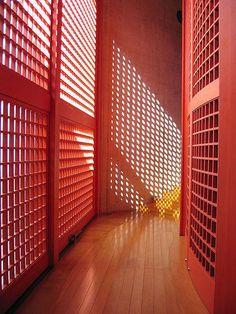 Modern Japanese Architectureの画像:{ La maison de Iris }