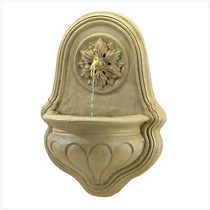 China Wall Fountain With Copper Tap on sale Indoor Waterfall Fountain, Water Wall Fountain, Indoor Wall Fountains, Tabletop Water Fountain, Indoor Fountain, Fountain Ideas, Copper Taps, Fiberglass Resin, China Wall