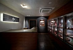 Coolest Meat Shop Design EVER - In Ginza, Tokyo, Japan- By Design 8