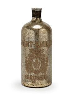 Vintage Bottle Medium Tall