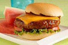 Sizzlin' Chipotle Cheddar Burger recipe