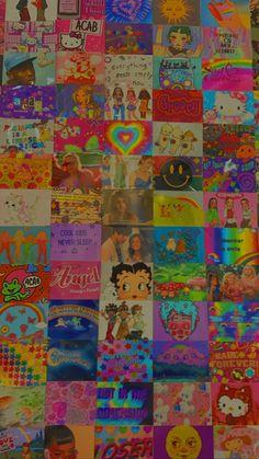 Whats Wallpaper, Retro Wallpaper Iphone, L Wallpaper, Hippie Wallpaper, Cute Patterns Wallpaper, Cartoon Wallpaper, Indie Bedroom, Indie Room Decor, Cute Bedroom Decor