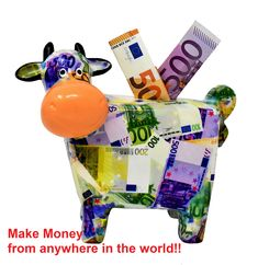 Doesn't matter who you are or where you live, if you like to blog, you can make money from anywhere in the world!