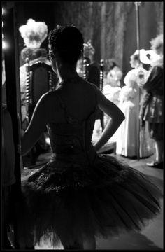 Daria Klimentova | Backstage