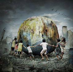 Proteger o mundo é preciso... Senão, quem mais irá fazê-lo? www.eCycle.com.br Sua pegada mais leve.