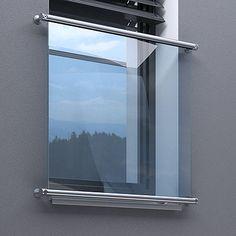 Balkon Glas die 9 besten bilder von balkongeländer | windows, balconies und doors