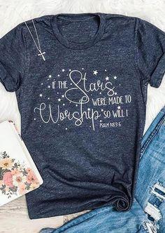 T Shirt DIY Damen T-Shirt Design A Step-By-Step Tutorial: How to buy a car with bad credit wi Cute Tshirts, Mom Shirts, T Shirts For Women, Diy T Shirts, Christian Clothing, Christian Shirts, Christian Apparel, Jesus Shirts, Vinyl Shirts