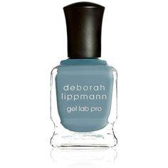Deborah Lippmann Women's Get Lucky Nail Polish (360 MXN) ❤ liked on Polyvore featuring beauty products, nail care, nail polish, light blue, deborah lippmann, shiny nail polish, gel nail polish, deborah lippmann nail polish and deborah lippmann nail lacquer