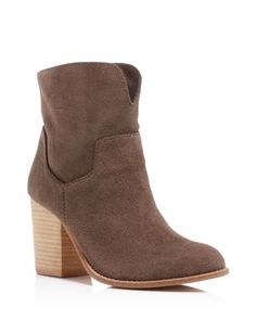 Splendid Murietta High Heel Booties | Bloomingdale's
