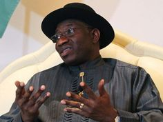 geophilworld: Jonathan asks Nigerian to pray for peaceful electi...